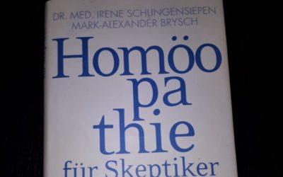"""Buchtipp: """"Homöopathie für Skeptiker"""""""